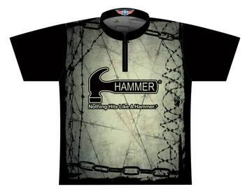 Hammer Dye Sublimated Jersey Style 0355HM front