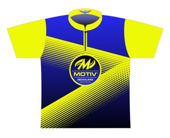 Motiv Dye Sublimated Jersey Style 0331MT front