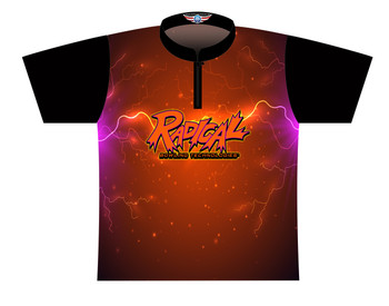 Radical Dye Sublimated Jersey Style 0336RD front