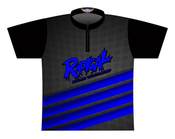 Radical Dye Sublimated Jersey Style 0337RD front