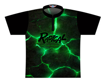 Radical Dye Sublimated Jersey Style 0340RD