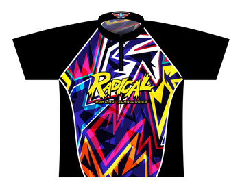 Radical Dye Sublimated Jersey Style 0341RD front