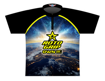Roto Grip Dye Sublimated Jersey Style 0365RG front