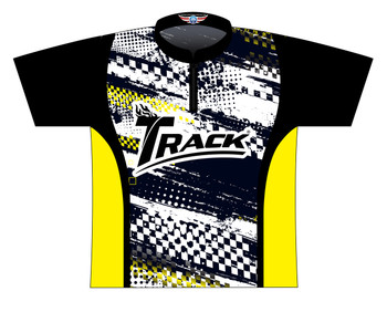 Track Dye Sublimated Jersey Style 0346TR front