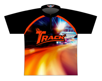 Track Dye Sublimated Jersey Style 0347TR front