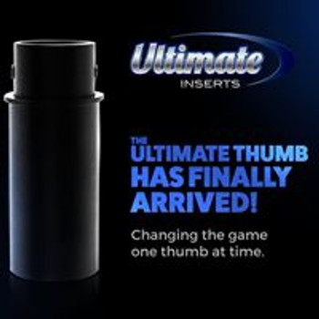 THE Ultimate Thumb Inner Sleeve with an Ultimate Slug Installed