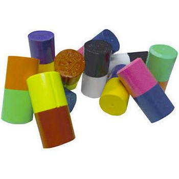 Vise Urethane Duo Color Slugs - 5 Pack