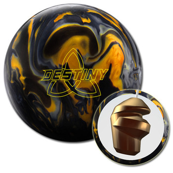 Ebonite Destiny Hybrid Bowling Ball