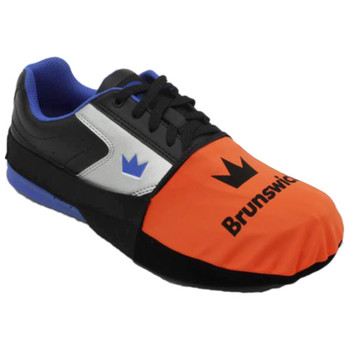 Brunswick Shoe Slider - Neon Orange