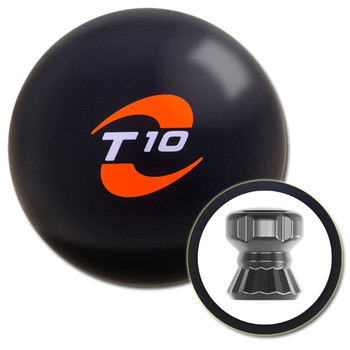 Motiv T10 Bowling Ball and core