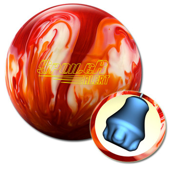 Columbia 300 Spoiler Alert Bowling Ball and core