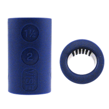 Vise Oval with Nubs Inserts - 10 Pack