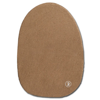 KR Strikeforce Universal Replacement Sole - Brown Suede (S2)