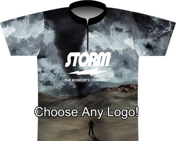 BBR Tornado Dye Sublimated Jersey