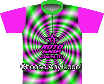 BBR Swirl Dye Sublimated Jersey