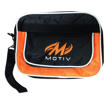 Motiv Accessory Bag Black/Orange