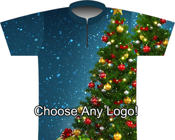 BBR Christmas Tree Sublimated Jersey