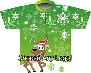 BBR Reindeer Sublimated Jersey