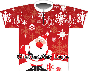 BBR Santa Sublimated Jersey