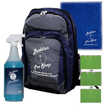 Buddies Pro Shop Backpack Package