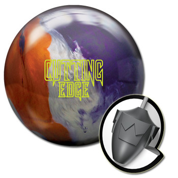 Brunswick Cutting Edge Pearl Bowling Ball and Core