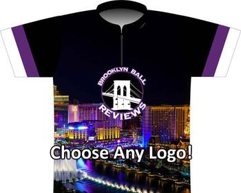 BBR Vegas Skyline Sublimated Jersey