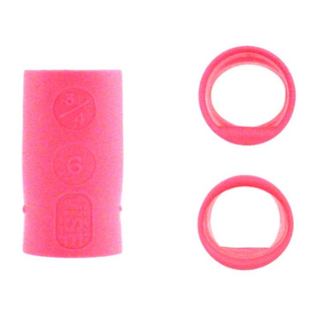 Vise Lady Power Lift & Oval Inserts - Pink