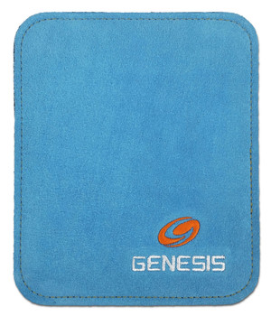 Genesis Pure Ultra Performance Bowling Ball Wipe Pad - Blue