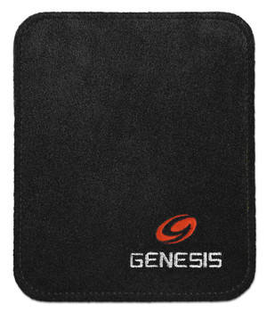 Genesis Pure Ultra Performance Bowling Ball Wipe Pad - Black