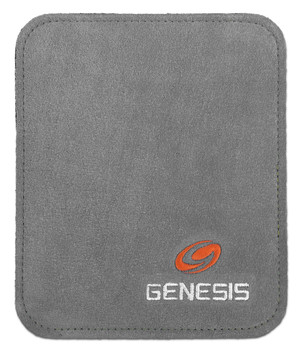 Genesis Pure Ultra Performance Bowling Ball Wipe Pad - Gray