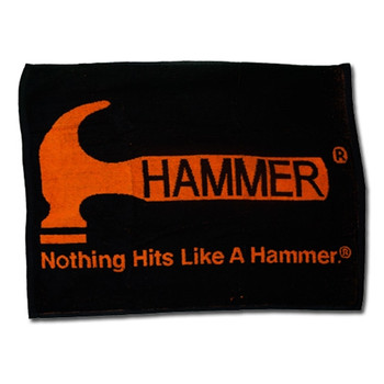 Hammer Loomed Towel - New Logo
