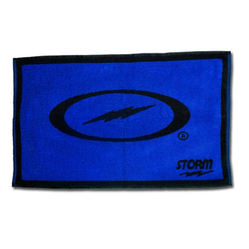 Storm Bowling Towel - Black/Blue