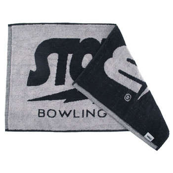 Storm Bowling Towel - Black/Grey