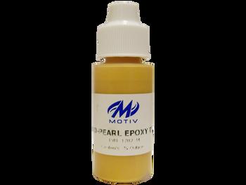 Motiv Gold Pearl Epoxy Tint - 3/4 oz