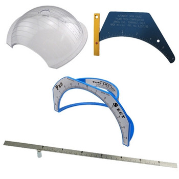 Buddies Pro Shop - Pro Shop Starter Kit featuring Armadillo, Turbo ProSect, Span Ruler and Jonell Span Ruler