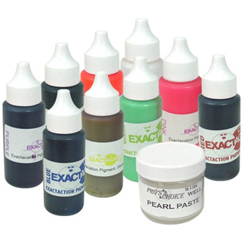 Vise Rapid Cure Dye Color Kit