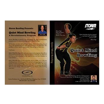 Storm - QUIET MIND BOWLING DVD