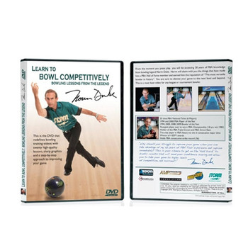 Norm Duke - Learn to Bowl Competitively: Lessons from the Legend DVD