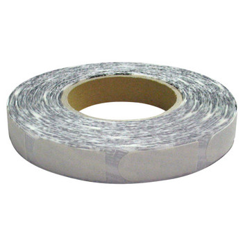 "PowerHouse Premium White Textured 3/4"" Bowling Tape - 500 Roll"