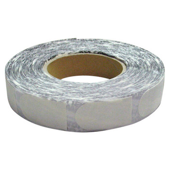 "PowerHouse Premium White Textured 1"" Bowling Tape - 500 Roll"