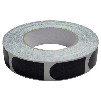 "PowerHouse Premium Black Smooth 1"" Bowling Tape - 500 Roll"