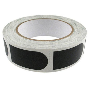 "Storm Black Smooth 3/4"" Bowling Tape - 500 Roll"