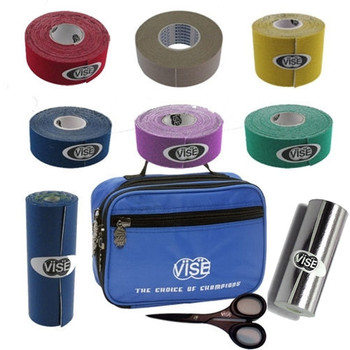 Vise Tape Package with Accessory Bag