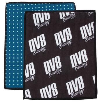 DV8 Microfiber Grip Shammy Pad - Black