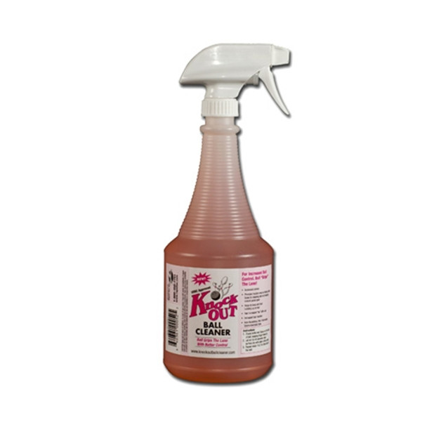 Knock-Out Bowling Ball Cleaner - 32oz.