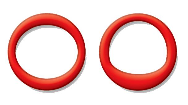 Vise Lady Oval & Power Oval Inserts - style