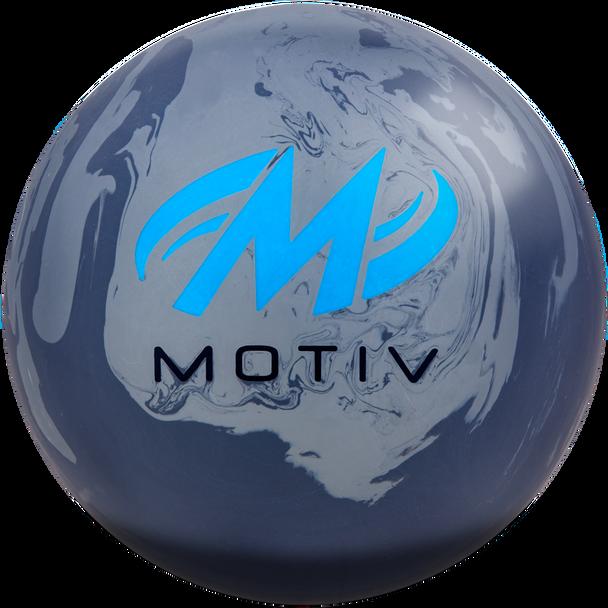 Motiv Trident Abyss Bowling Ball back side