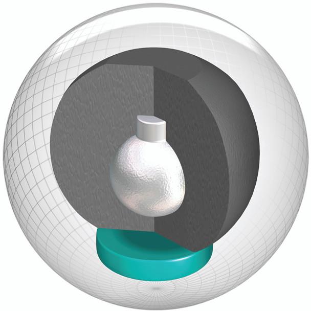 Storm Hy-Road X Bowling Ball core
