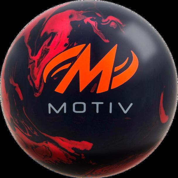 Motiv Forge Bowling Ball Logo