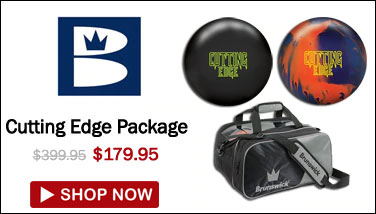 Brunswick two ball package